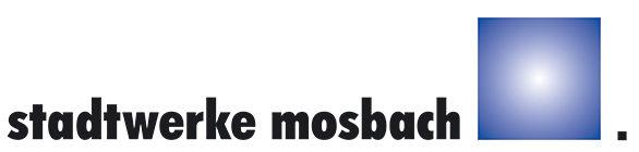 Stadtwerke Mosbach Logo