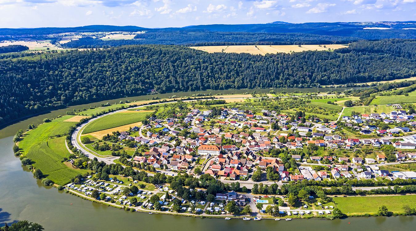 Trinkwasser Binau Stadtwerke Mosbach