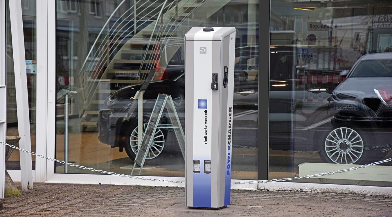 Stadtwerke Mosbach - E-Mobilität