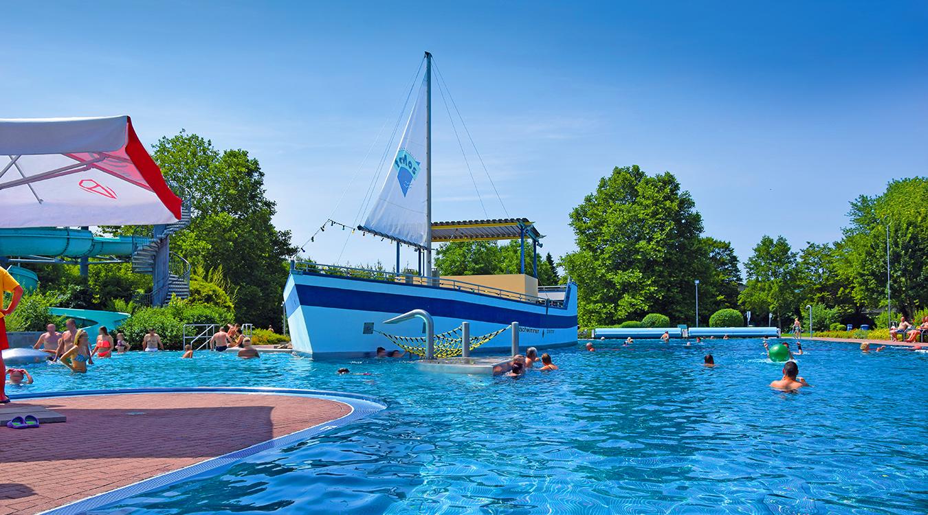 Spaßbad faMos - Freibad Mosbach
