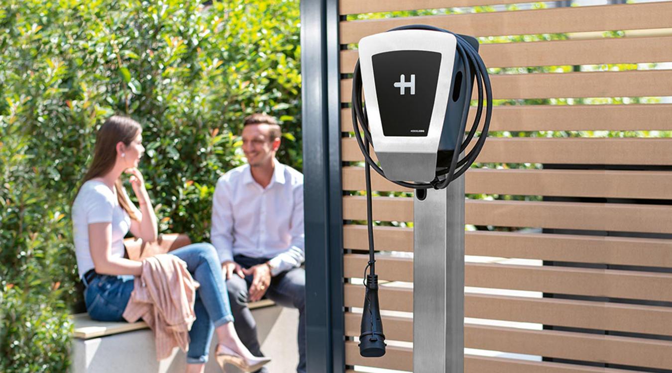 Stadtwerke Mosbach - Wallbox - E-Mobilität
