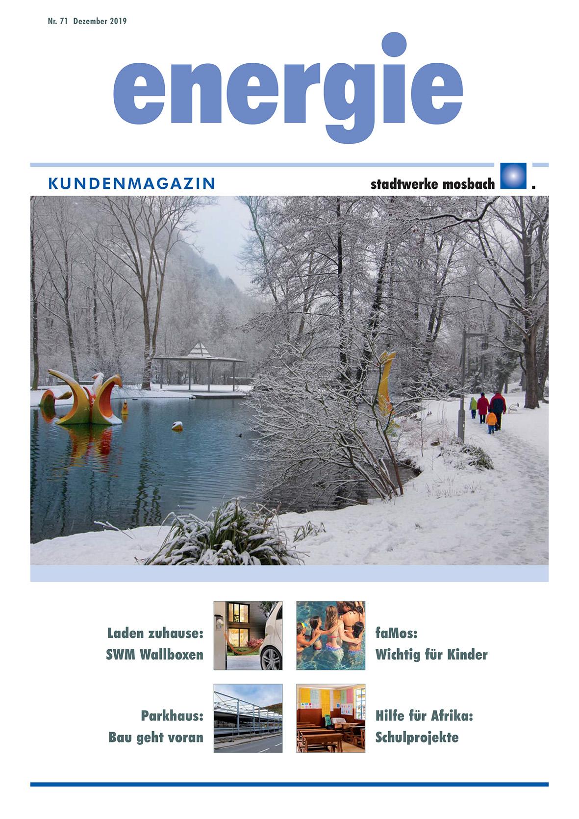 Kundenmagazin 3/2019